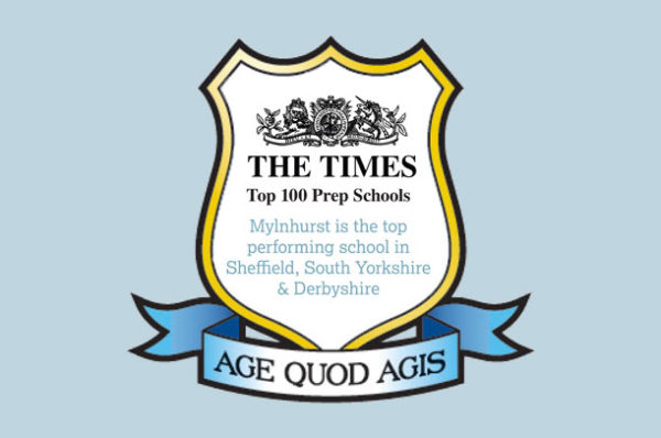 Mylnhurst Top Performing School in Derbyshire & South Yorkshire