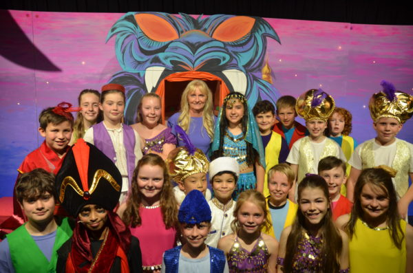 School Production 2019 (Aladdin)