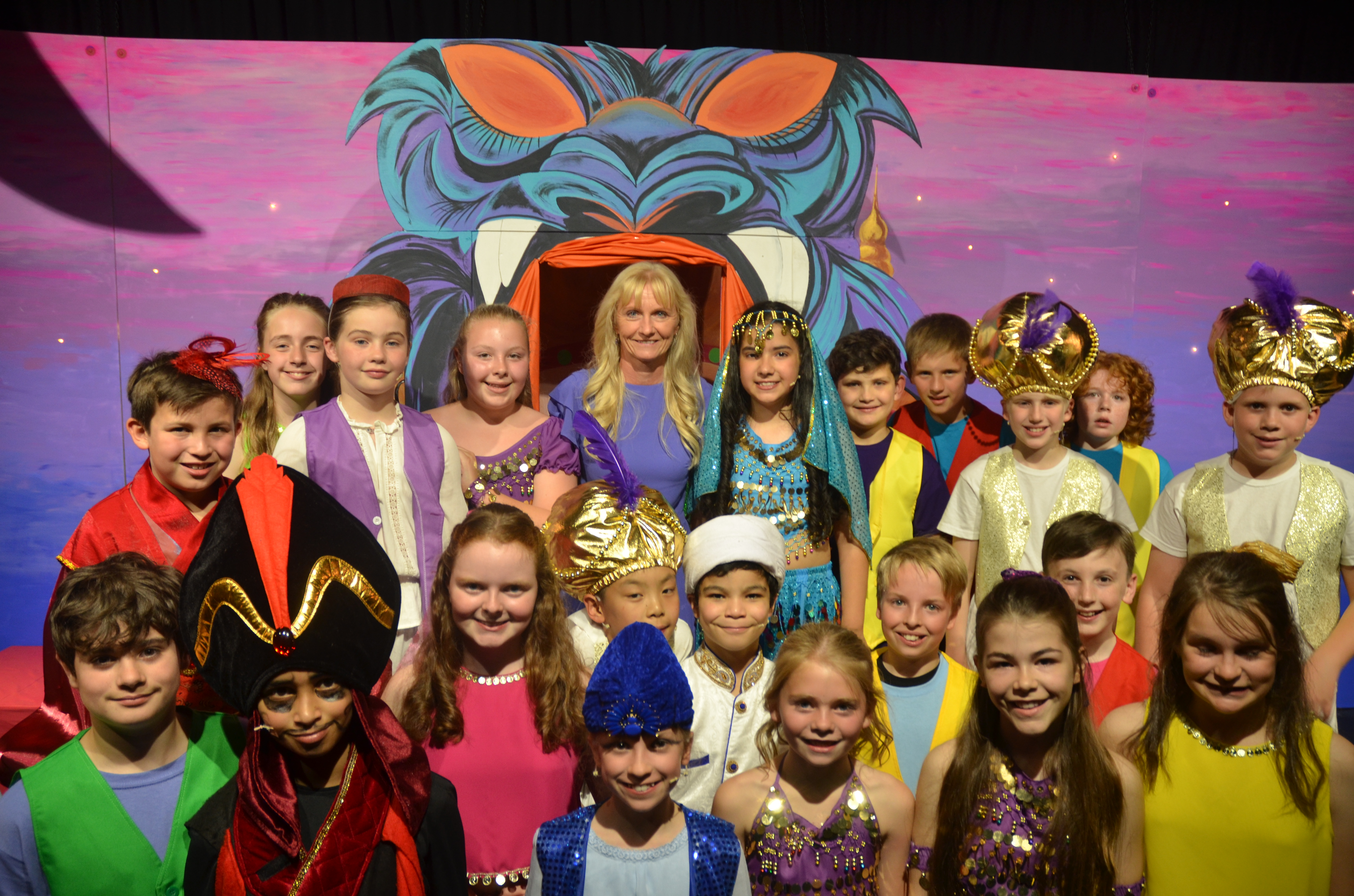 School Production 2019 (Aladdin)